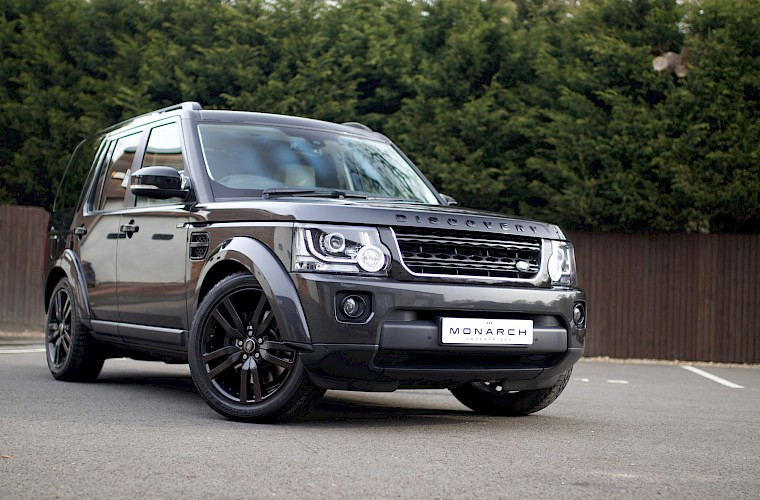 2015/15 Land Rover Discovery HSE Luxury SDV6 15