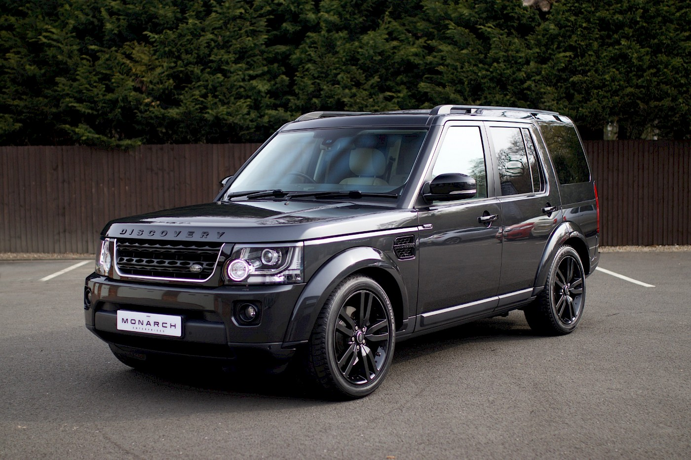 2015/15 Land Rover Discovery HSE Luxury SDV6 6