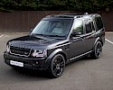 2015/15 Land Rover Discovery HSE Luxury SDV6 2