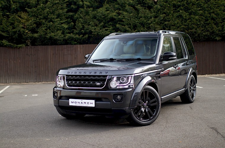 2015/15 Land Rover Discovery HSE Luxury SDV6 4