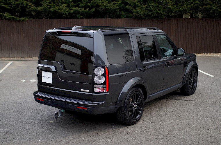 2015/15 Land Rover Discovery HSE Luxury SDV6 7