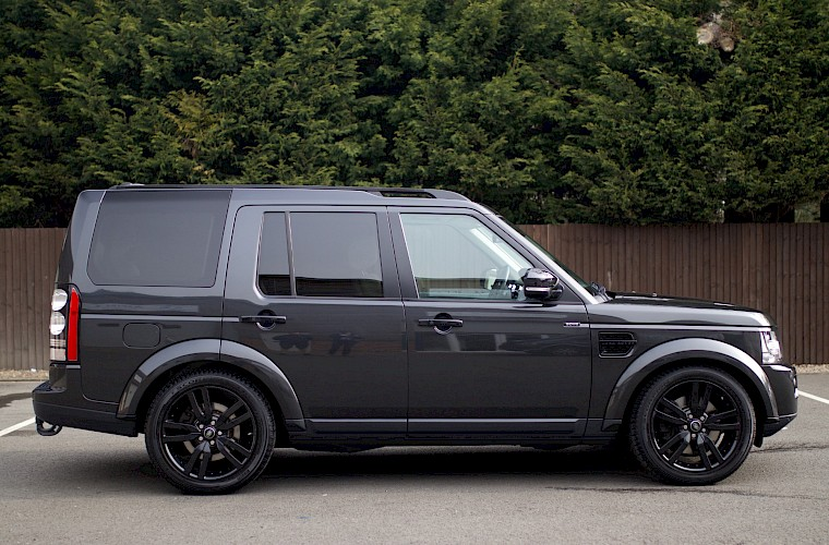 2015/15 Land Rover Discovery HSE Luxury SDV6 10