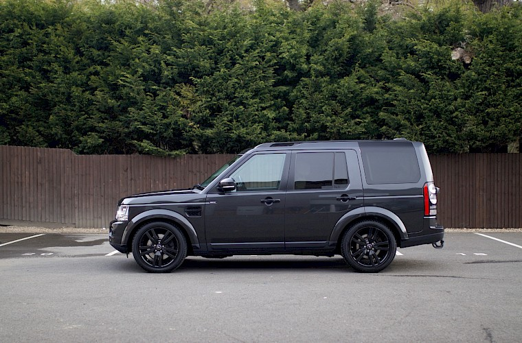 2015/15 Land Rover Discovery HSE Luxury SDV6 12