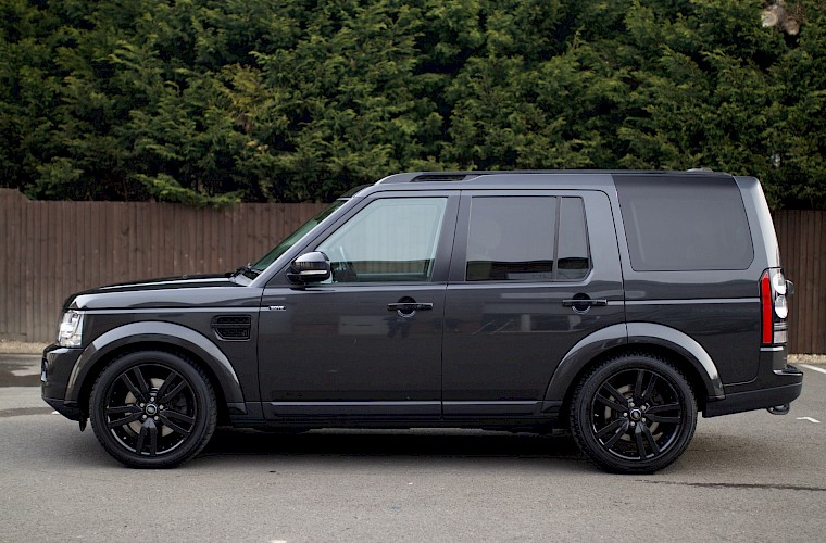 2015/15 Land Rover Discovery HSE Luxury SDV6 11