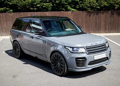 2017/17 Range Rover Vogue TDV6 Urban Automotive
