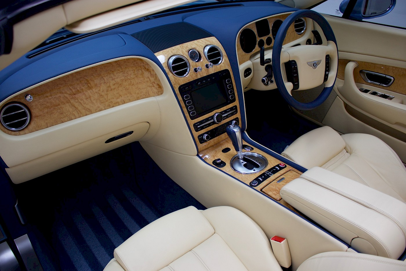 2006/56 Bentley Continental GTC 25