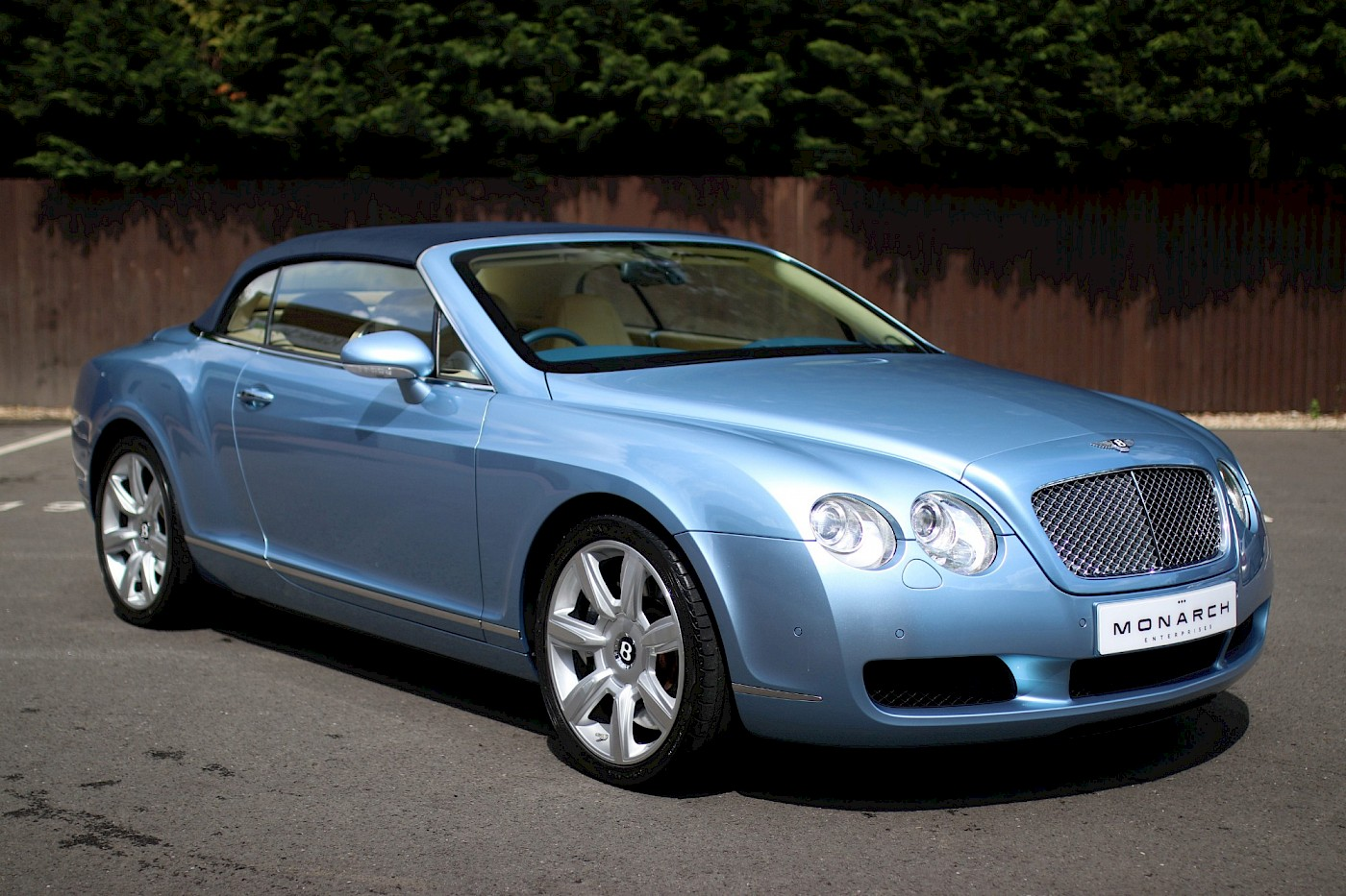 2006/56 Bentley Continental GTC 15