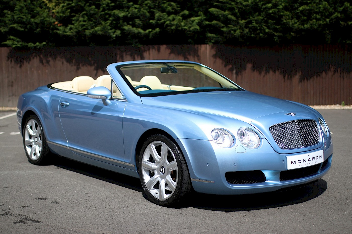 2006/56 Bentley Continental GTC 5
