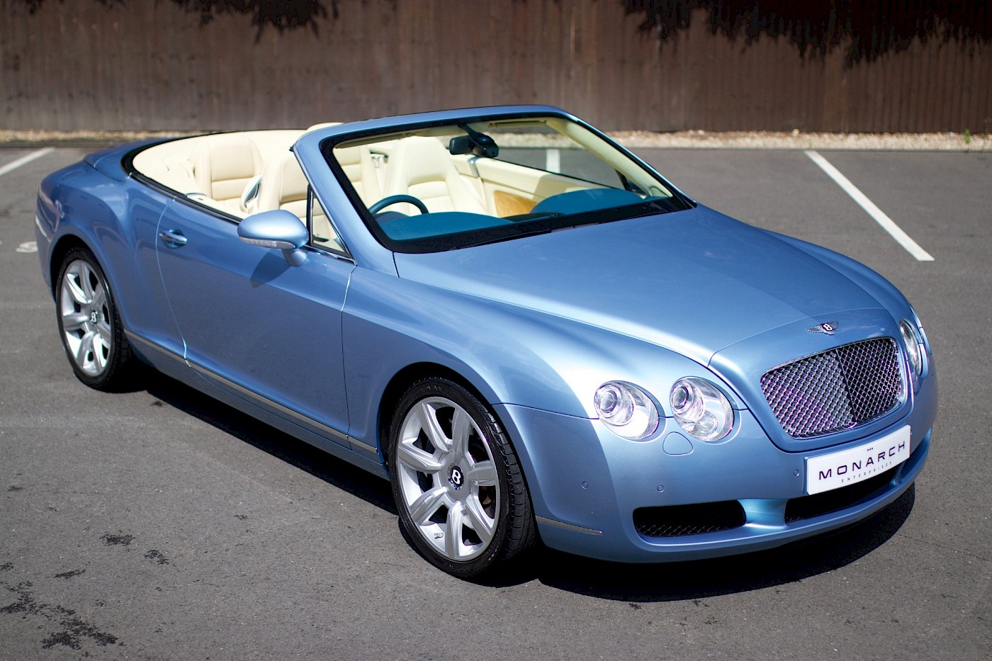 2006/56 Bentley Continental GTC 1