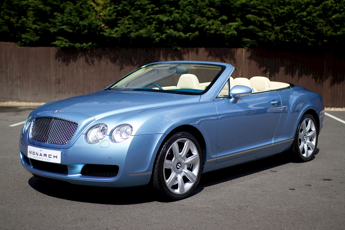 2006/56 Bentley Continental GTC 6