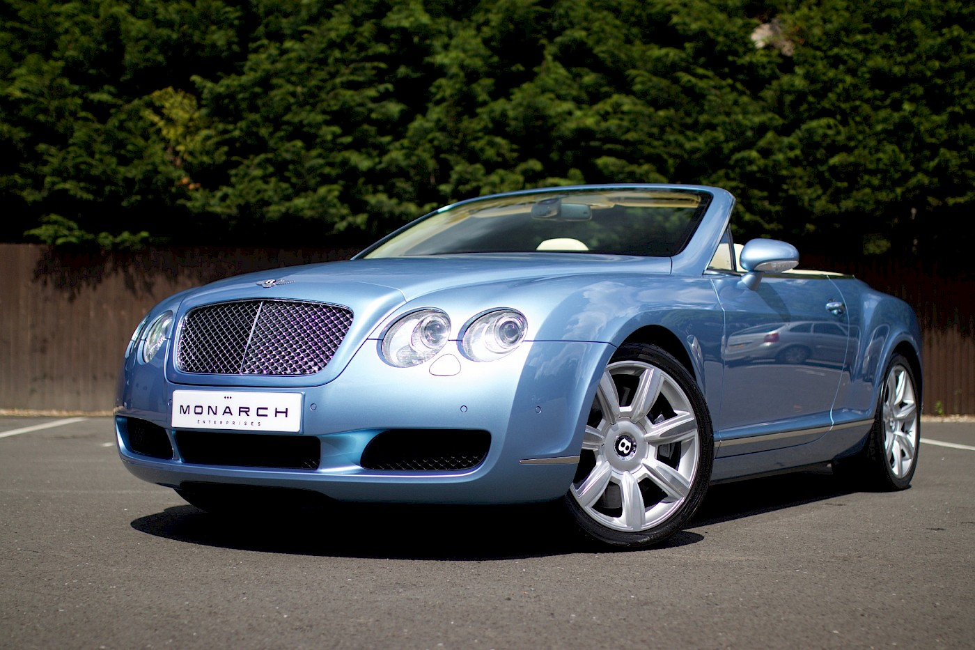 2006/56 Bentley Continental GTC 14