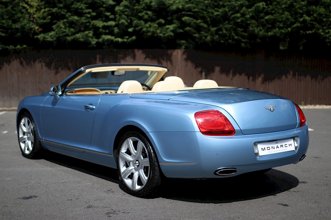 2006/56 Bentley Continental GTC 12