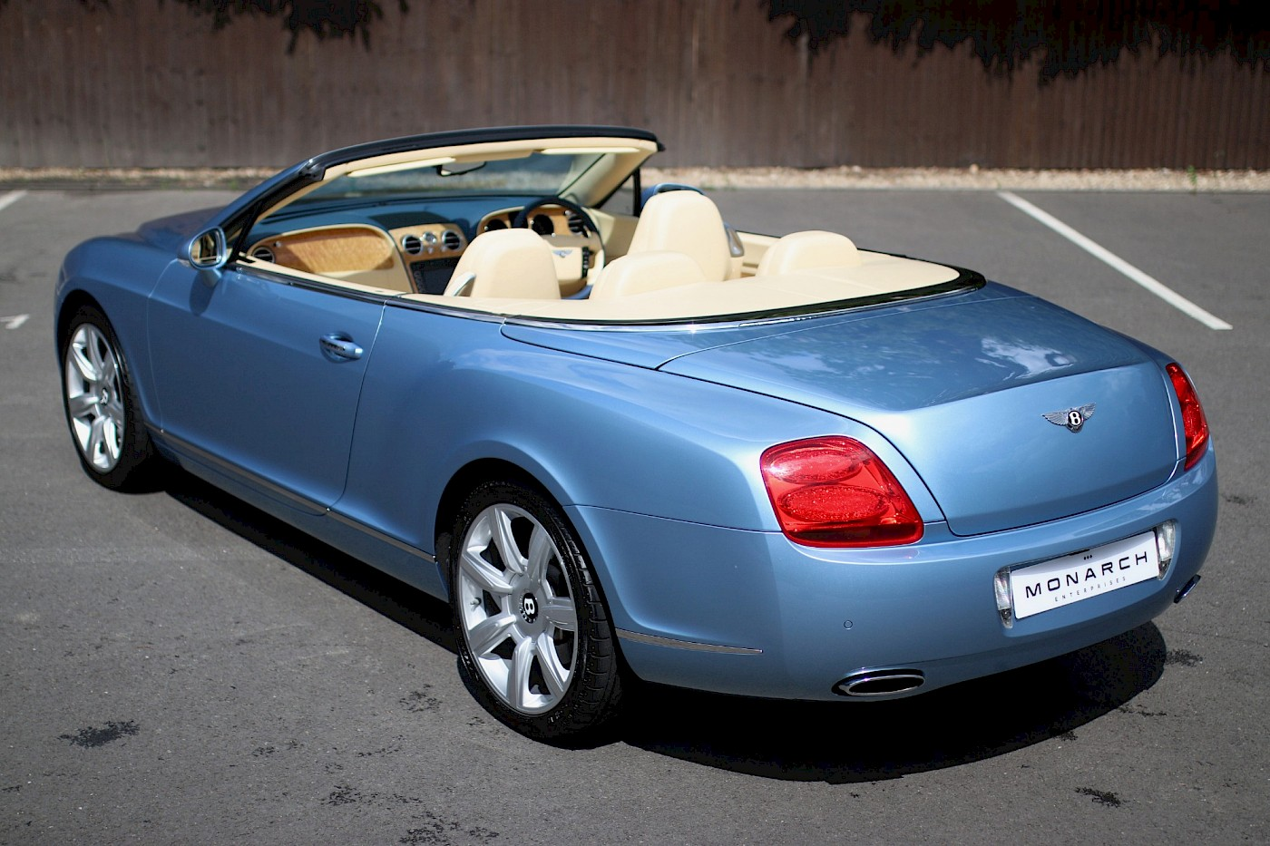 2006/56 Bentley Continental GTC 8