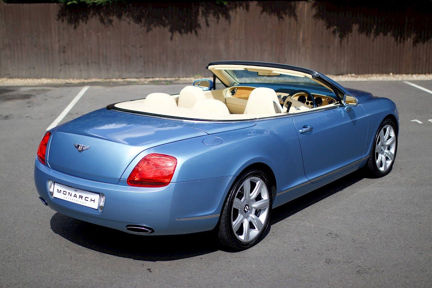 2006/56 Bentley Continental GTC 7