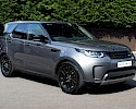 2018/18 Land Rover Discovery Commercial HSE 5