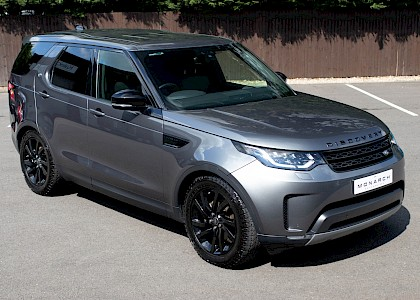 2018/18 Land Rover Discovery Commercial HSE TD6