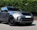 2018/18 Land Rover Discovery Commercial HSE 15