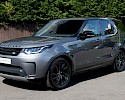 2018/18 Land Rover Discovery Commercial HSE 6