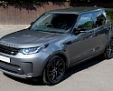 2018/18 Land Rover Discovery Commercial HSE 2