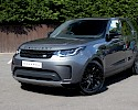 2018/18 Land Rover Discovery Commercial HSE 4