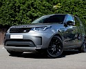 2018/18 Land Rover Discovery Commercial HSE 16