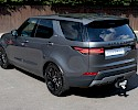 2018/18 Land Rover Discovery Commercial HSE 8