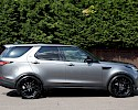 2018/18 Land Rover Discovery Commercial HSE 10