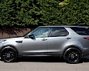 2018/18 Land Rover Discovery Commercial HSE 11