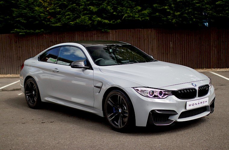 2014/14 BMW M4 Coupe DCT 5