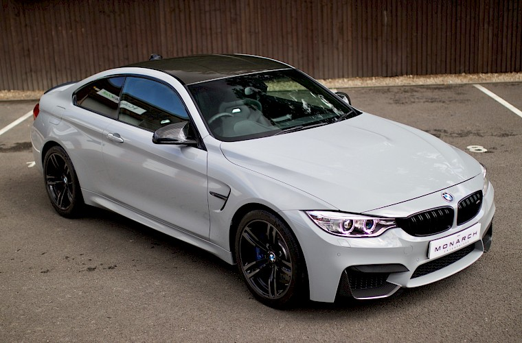 2014/14 BMW M4 Coupe DCT 1