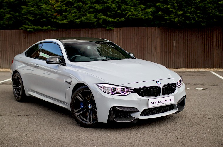 2014/14 BMW M4 Coupe DCT 3