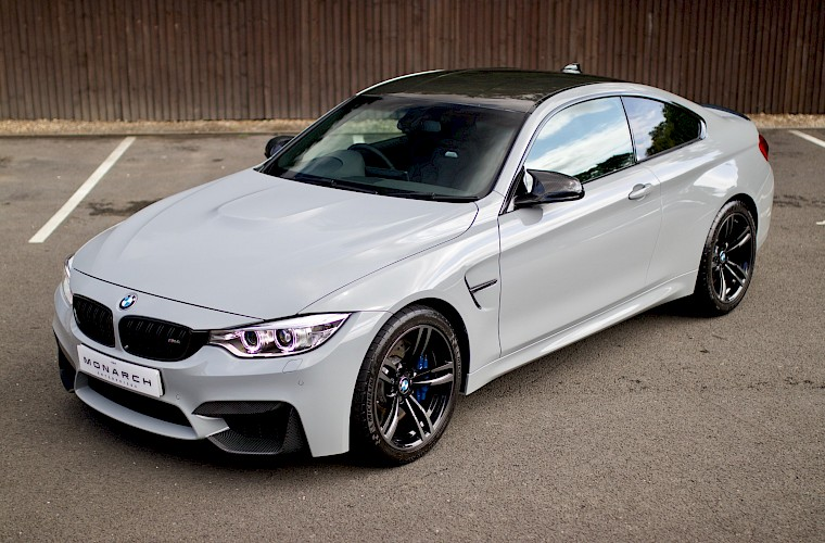 2014/14 BMW M4 Coupe DCT 2