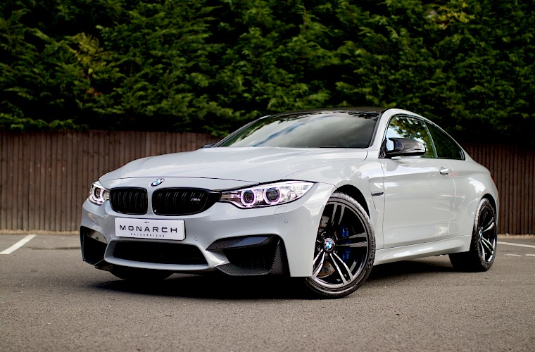 2014/14 BMW M4 Coupe DCT 16