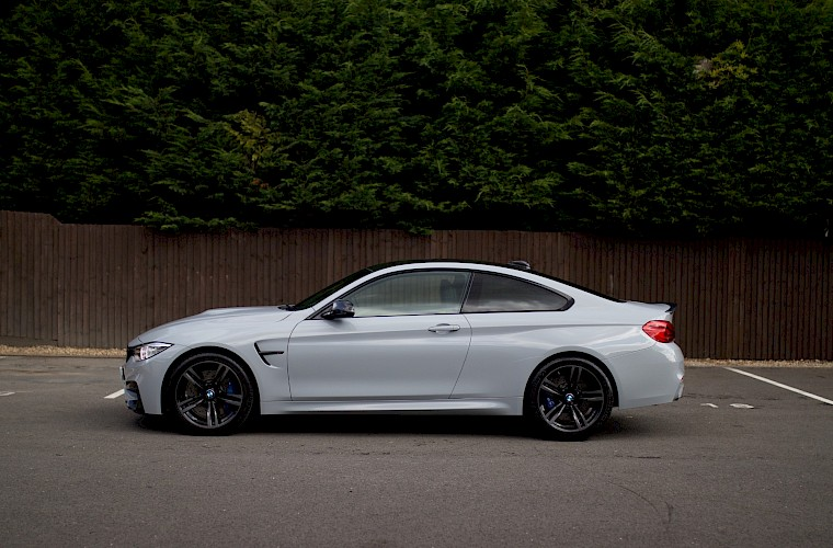 2014/14 BMW M4 Coupe DCT 12