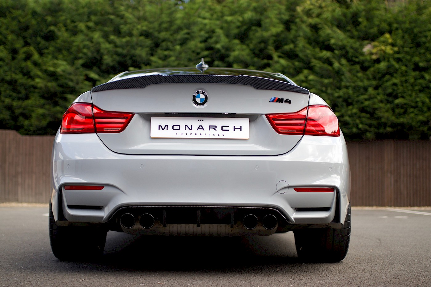 2014/14 BMW M4 Coupe DCT 29