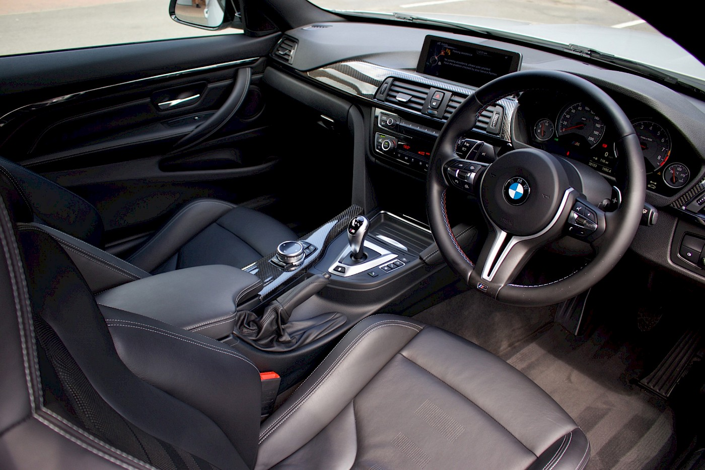 2014/14 BMW M4 Coupe DCT 34
