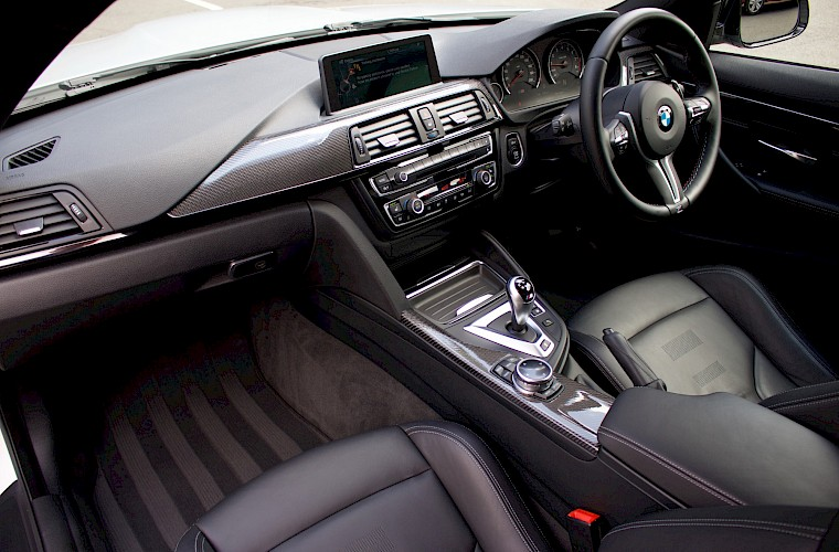 2014/14 BMW M4 Coupe DCT 35