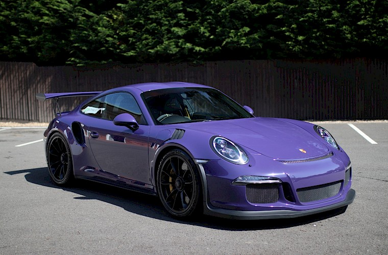 2016/16 Porsche 911 991.1 GT3RS Clubsport Package 5