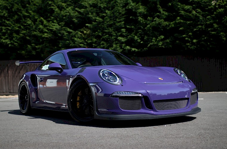 2016/16 Porsche 911 991.1 GT3RS Clubsport Package 3