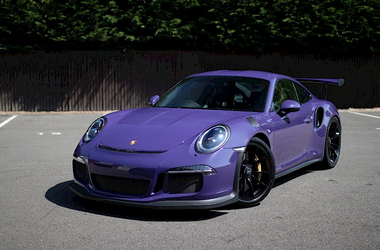 2016/16 Porsche 911 991.1 GT3RS Clubsport Package 8