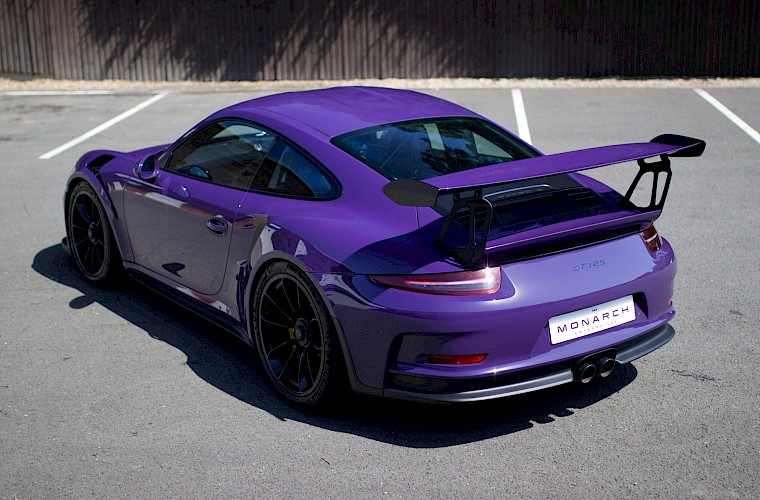 2016/16 Porsche 911 991.1 GT3RS Clubsport Package 10