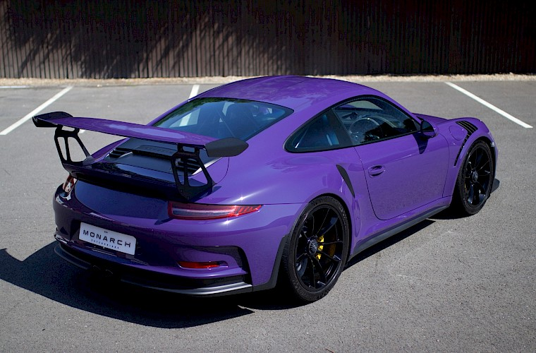 2016/16 Porsche 911 991.1 GT3RS Clubsport Package 9