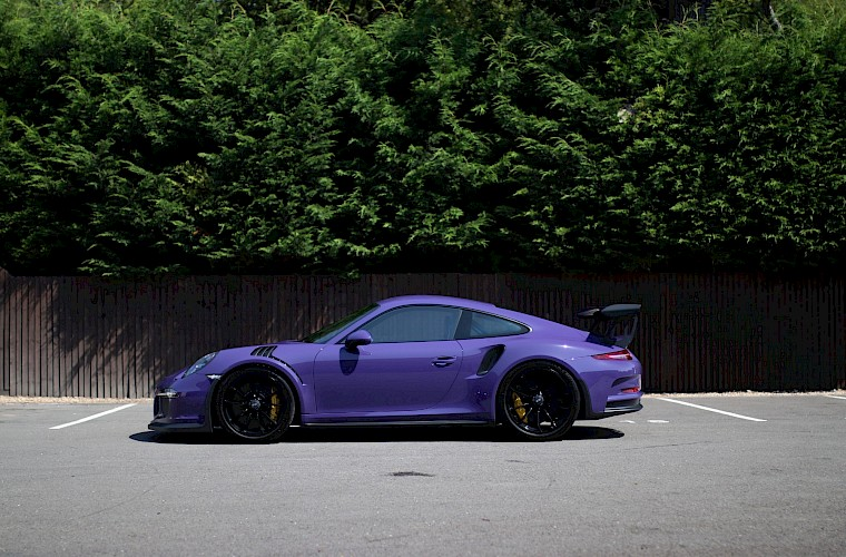 2016/16 Porsche 911 991.1 GT3RS Clubsport Package 14