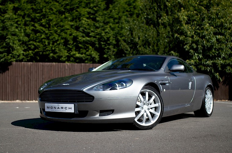 2004/54 Aston Martin DB9 Coupe 8