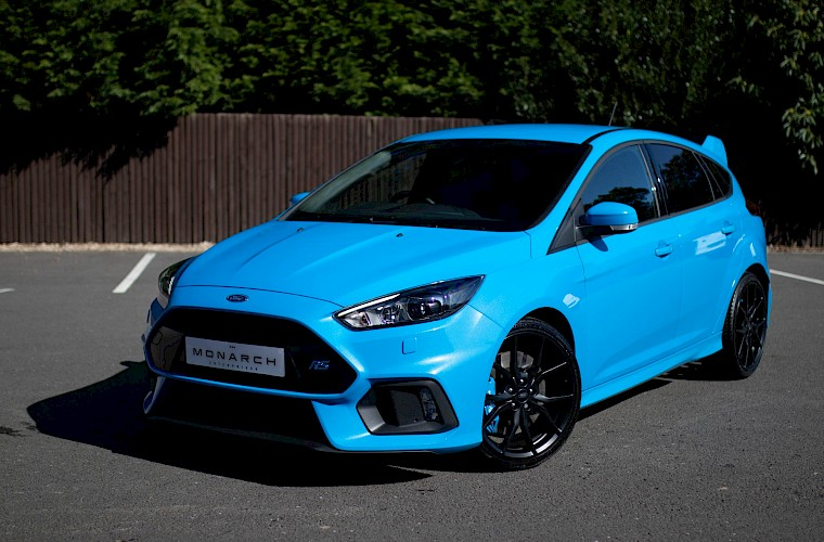 2017/67 Ford Focus RS 4