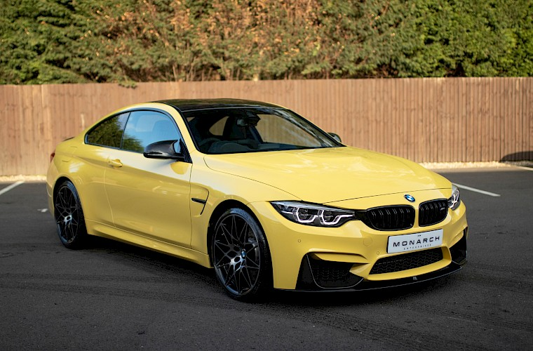 2017/67 BMW M4 Competition Package 5