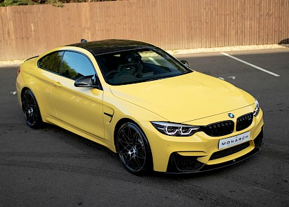 2017/67 BMW M4 Competition Package