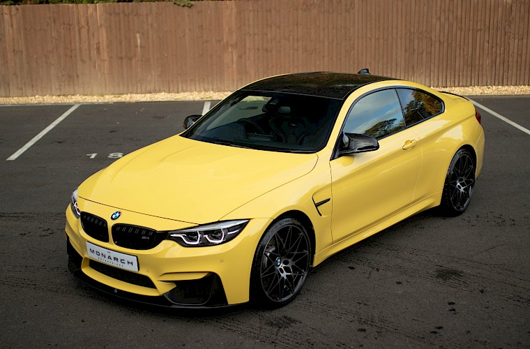 2017/67 BMW M4 Competition Package 2