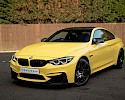 2017/67 BMW M4 Competition Package 4