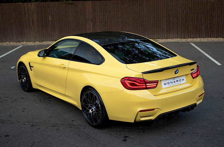 2017/67 BMW M4 Competition Package 10